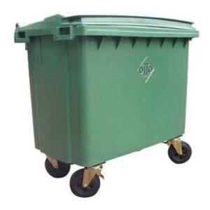 660L Wheelie Bin