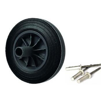 Wheelie Bin Wheel Anti-Theft Locks