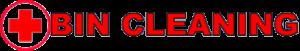 Wheelie bin cleaning logo
